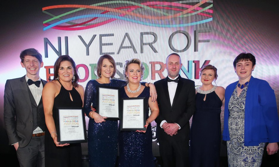 NI Year of Food & Drink Awards at the Culloden Hotel